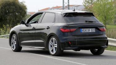 Audi A1 prototype - rear quarter