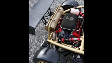 Arial Atom V8 - engine