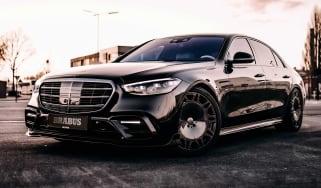 2021 Brabus Mercedes-Benz S-class