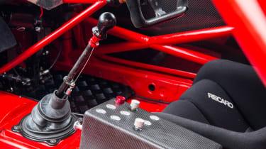 Nissan GT-R collector - R32 racer interior