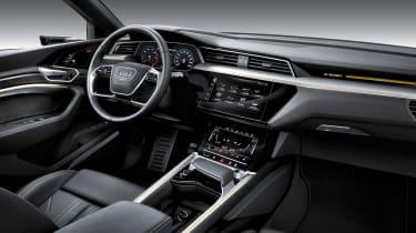 Audi e-Tron - inetrior