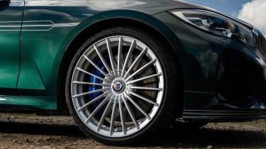 Alpina D3 S Touring – wheel