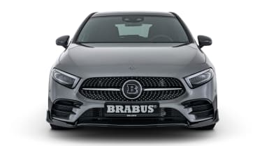 Brabus-tuned A-Class front