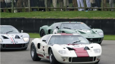 Kenny Brack interview: Goodwood Revival