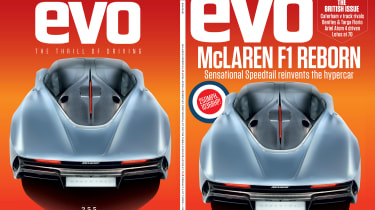 evo issue 255 - covers