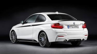 BMW announces 2-series M Performance