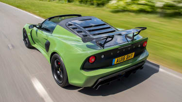 Lotus Exige Sport 410 – rear