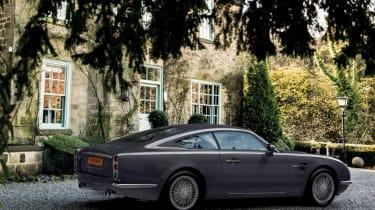 David Brown Speedback GT apes Aston DB5