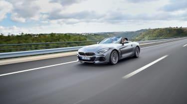 BMW Z4 M40i - front quarter