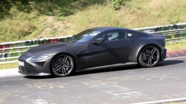 Aston Martin Vantage mule – 4
