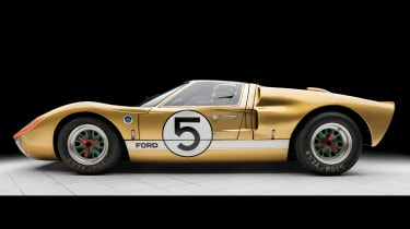 Ford GT40 – side