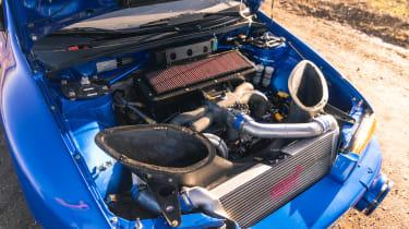 Subaru Impreza S6 WRC – engine