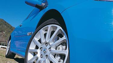Renault Clio 197 wheel