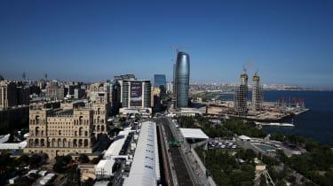 Baku Gran Prix 2017 -city1