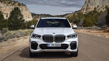 2018 BMW X5 - nose