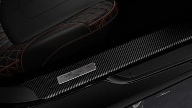 Aston Martin Vanquish S Ultimate – sill plaque