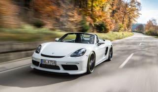 TechArt 718 Boxster S - Front