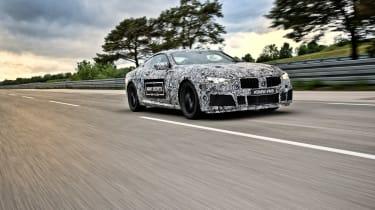 BMW M8 prototype - front 5