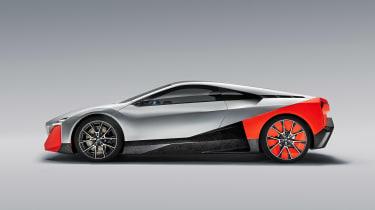 BMW Vision M Next - side