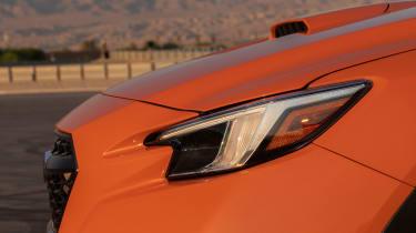 All-new 2022 Subaru WRX – lights