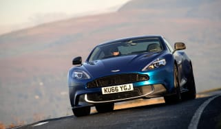 Aston Martin Vanquish S - front three quarter