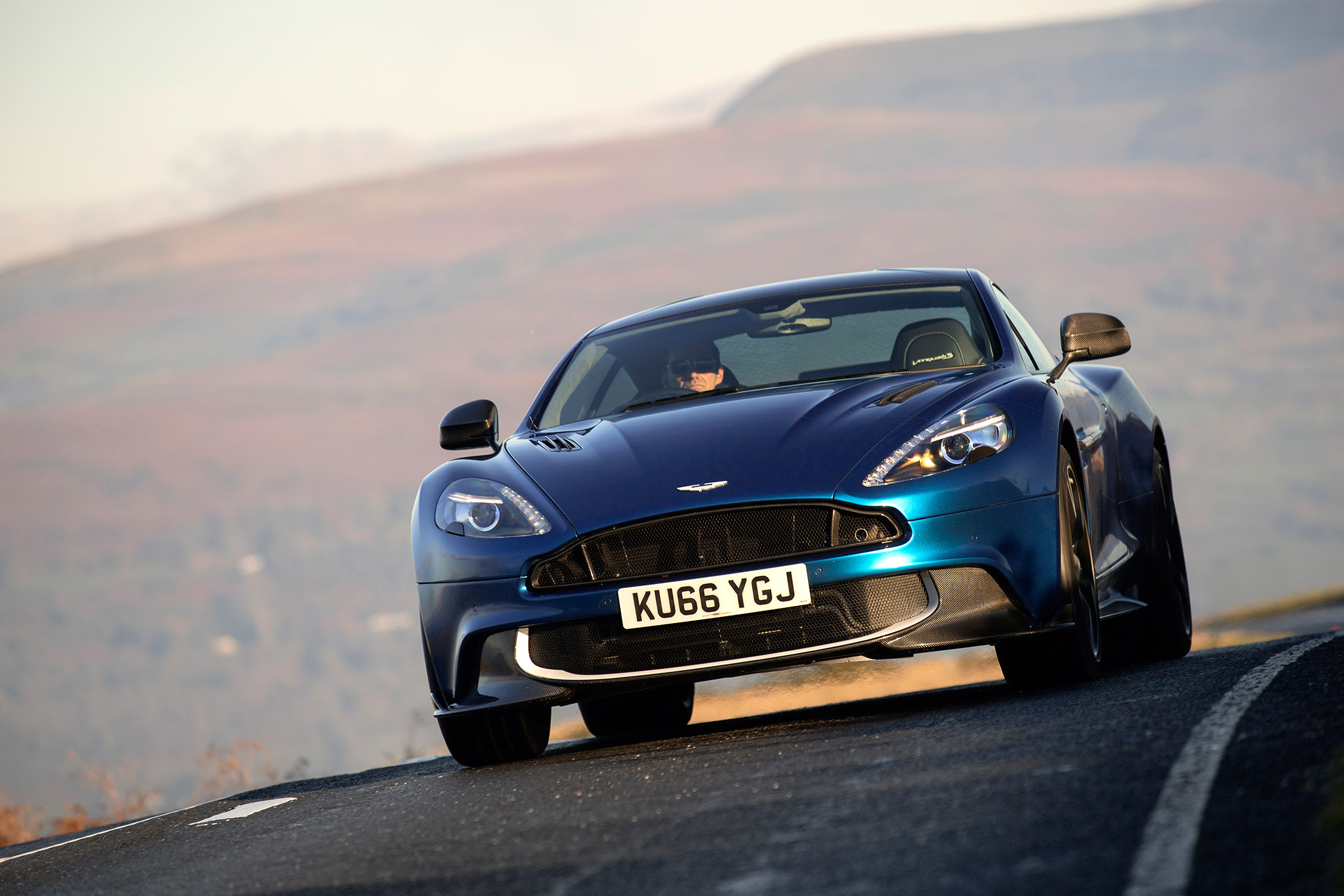 Aston Martin Vanquish S Review Should You Buy One Over A Db11 Evo