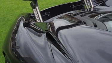 City Concours - McLaren P1 rear