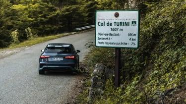 2022 Audi RS3 Sportback –rear static