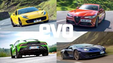 Best italian cars