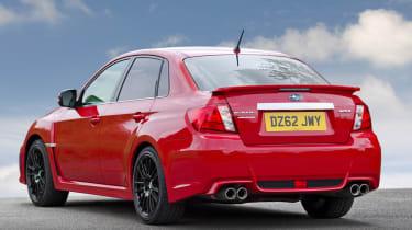 Subaru slashes WRX STI prices