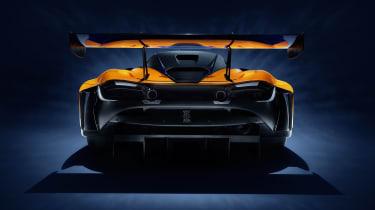 McLaren 720S GT3 - Rear
