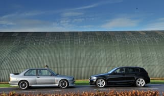 Evolutions: BMW E30 M3 v 123d