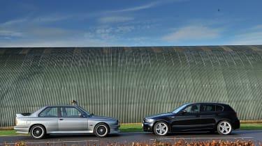 Evolutions: BMW E30 M3 v 123d