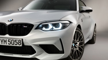BMW M2 Competition Pack - lights