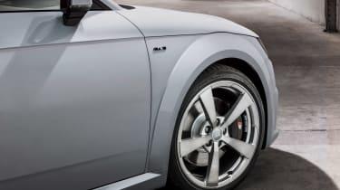 Audi TT facelift - wheel