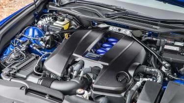 Lexus RC F - Engine