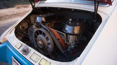 Cali 911s - engine