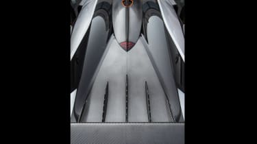 Koenigsegg One:1 - engine cover