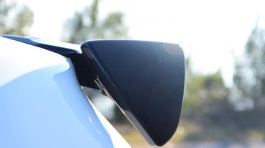 Toyota Yaris GRMN - wing