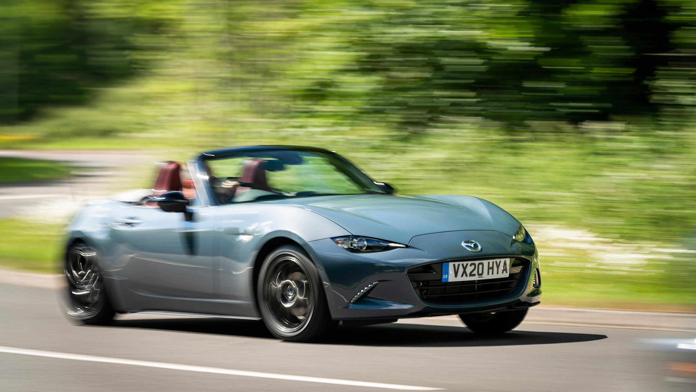 Mazda Mx 5 R Sport 2020 Review Floats Like A Butterfly But Stings Like One Too Evo