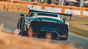 Porsche 935 Tribute Goodwood rear