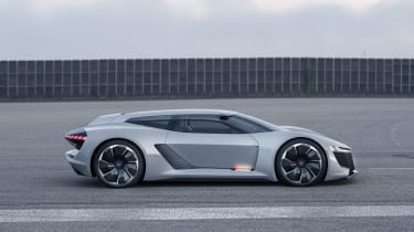 Audi PB18 Etron - side