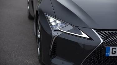 Lexus LC500 MY21 - lights