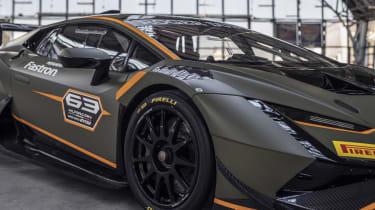 Lamborghini Huracán Super Trofeo Evo 2 – wheel