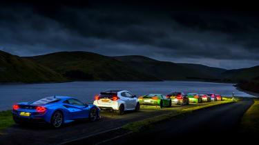 eCoty Scotland night