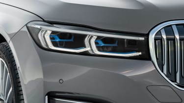 2019 BMW 7-series - headlights