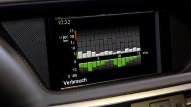 Detroit motor show: Mercedes-Benz E-class Hybrids