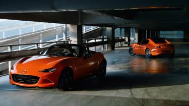 Mazda MX-5 30th Anniversary - front