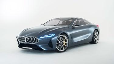 BMW 8-series concept - front three quarter
