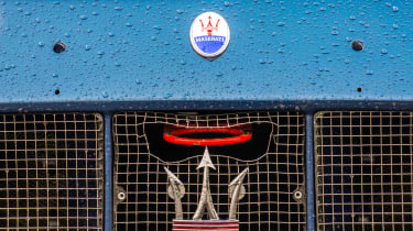 Maserati MC12 Versione Corse front detail